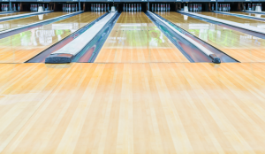 New league bowling lanes